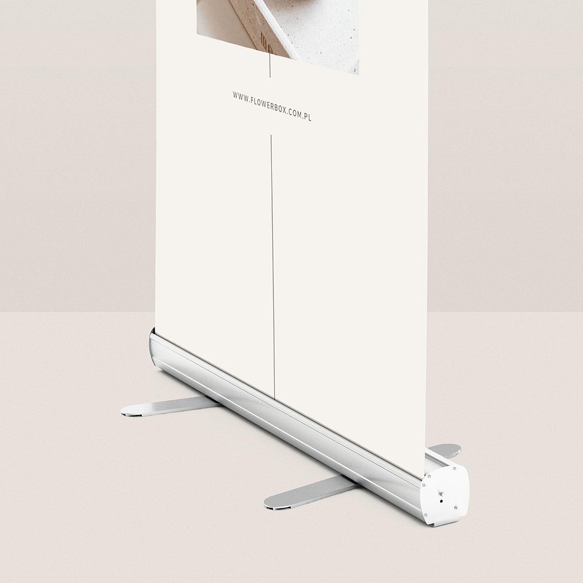 Rollup Standard 85x200cm